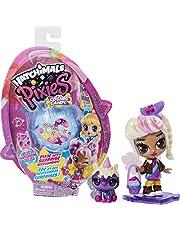 Hatchimals Pixies, Cosmic Candy Pixie z 2 akcesoriami i ekskluzywnym CollEGGtible (style mogą się różnić)