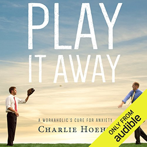 Play It Away audiobook cover art