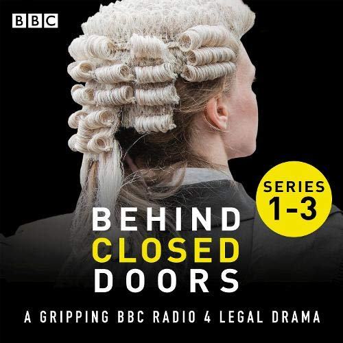 Behind Closed Doors: The Complete Series 1-3 cover art