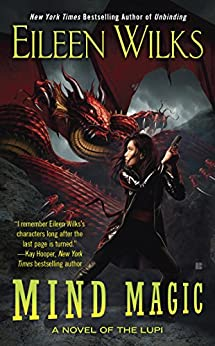 Mind Magic (World of the Lupi Book 12) by [Eileen Wilks]