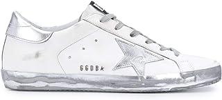 Golden Goose Mode De Femme GWF00101F00031480185 Blanc Cuir Baskets   Automne-Hiver 20