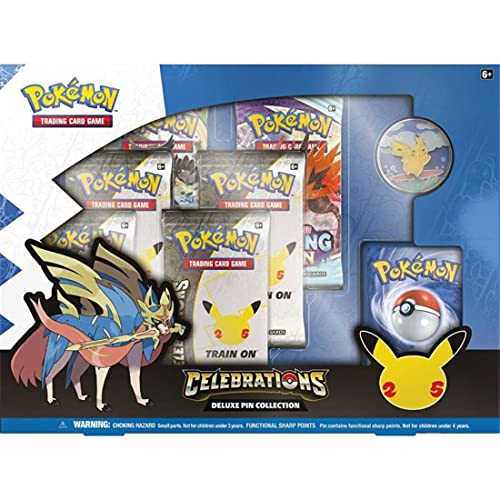 Pokemon TCG: 25th Anniversary Delux…