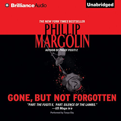 Gone, But Not Forgotten audiobook cover art