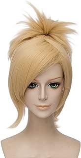 cosplay wig updo