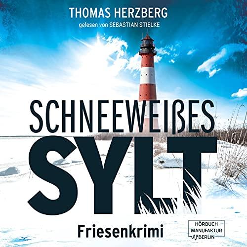 Schneeweißes Sylt cover art