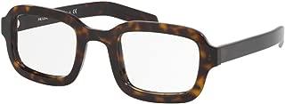 Eyeglasses Prada PR 16 VVF 2AU1O1 HAVANA