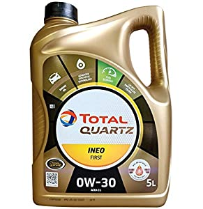 Total Quartz Ineo Primera 0W-30Totalmente sintético Low SAPS Coche Aceite de Motor, 5L