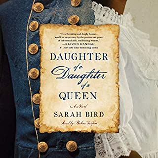 Daughter of a Daughter of a Queen audiobook cover art