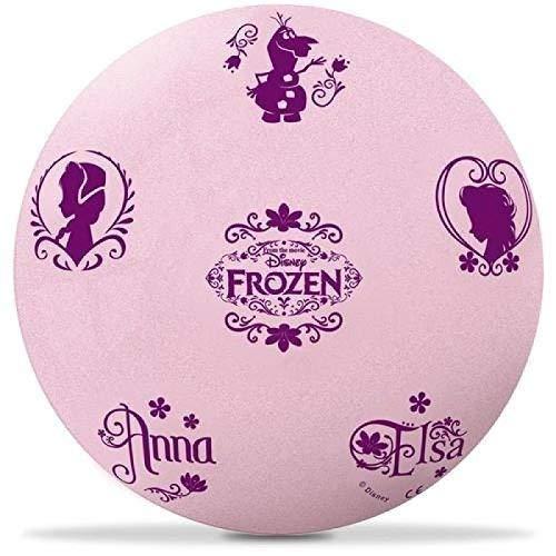 Schaumstoffball / Softball / Fußball / Spielball ca. 20 cm Disney Frozen mit Anna und ELSA