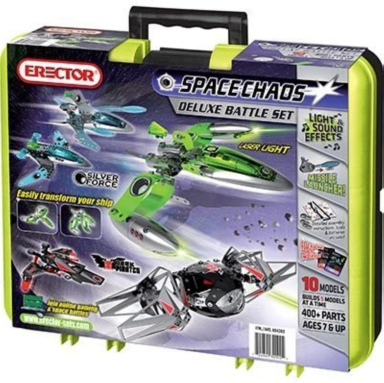 Meccano SpaceChaos Deluxe Battle Set