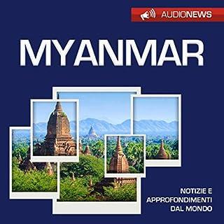 Myanmar copertina