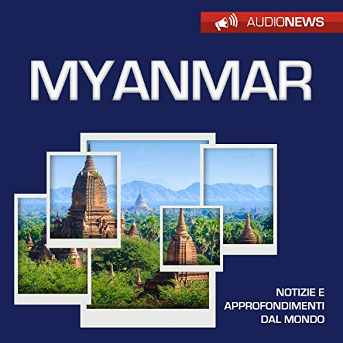 Myanmar  By  cover art