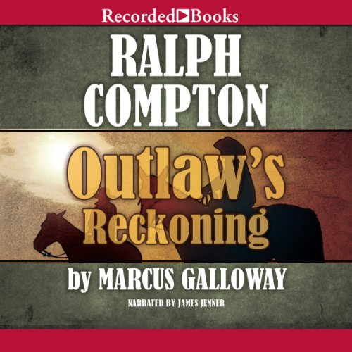 Outlaw's Reckoning audiobook cover art