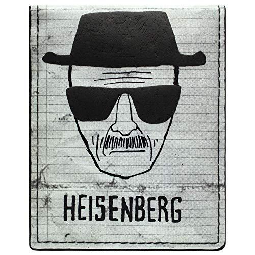 AMC Breaking Bad Walter White Heisenberg Weiß Portemonnaie Geldbörse