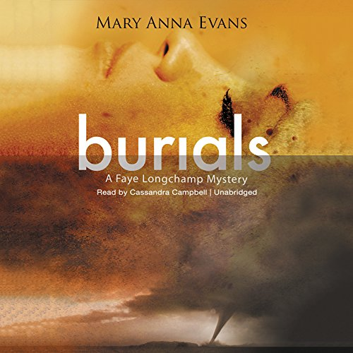 Burials audiobook cover art