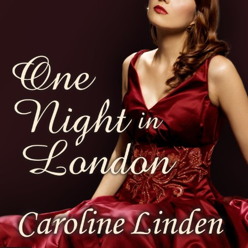One Night in London audiobook cover art
