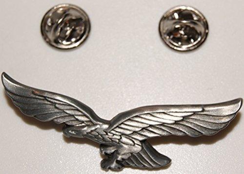 Adler ausgebreitete Flügel Abzeichen l Anstecker l Abzeichen l Pin 234