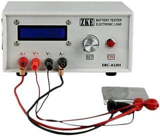 EBC-A10H Testeur électronique de capacité de charge de batterie 30 V 5A Charge, Testeur de Batterie, Multi-fonctionnel Bat...