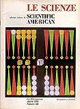Le Scienze 144 agosto 1980 Bacgammon al calcolatore - Le teorie di Gauge