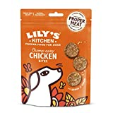 Lily's Kitchen Dog Treats Chomp-Away Chicken Bites (8 x 70 g)