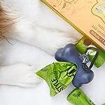 Greener Lifestyle 240 Lavender Scented Dog Poop Bags + 1 Dispenser 12