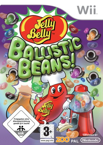 Midway Jelly Belly: Ballistic Beans (Wii)