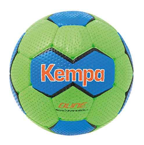 Kempa Dune Handball, Fluo grün/kempablau, 1