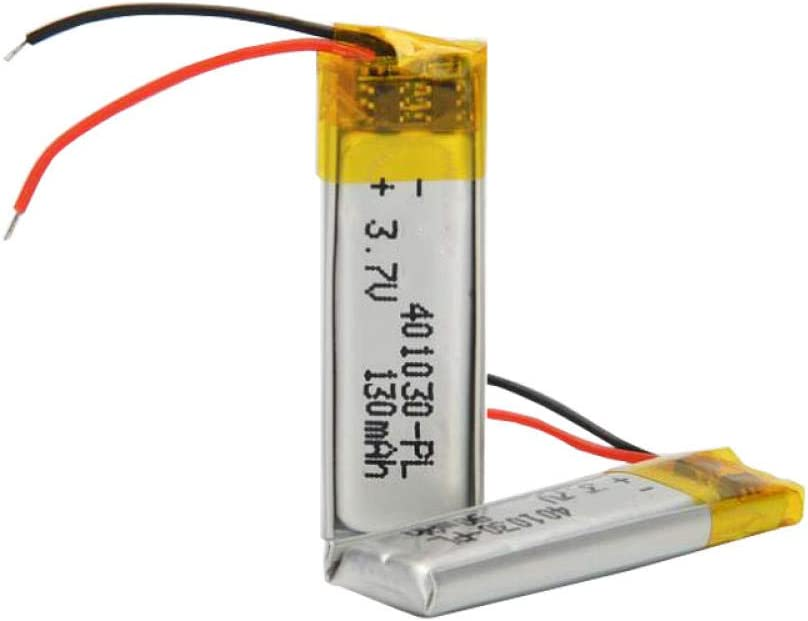 ZZBAT Inexpensive 3.7V 130mAh Limited time trial price 30104mm 401030 li for Lithium Battery ion