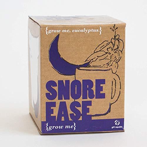 Gift Republic Grow Me Snore Ease Kit de Culture d'eucalyptus