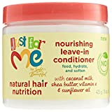Just For Me Nourishing Leave-in Conditioner, 15 Oz
