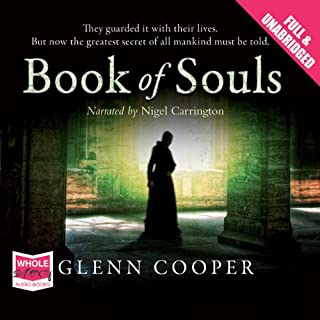 Book of Souls cover art