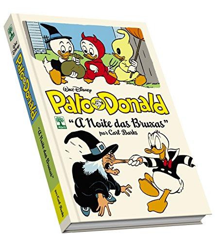 Pato Donald por Carl Barks. A Noite das Bruxas