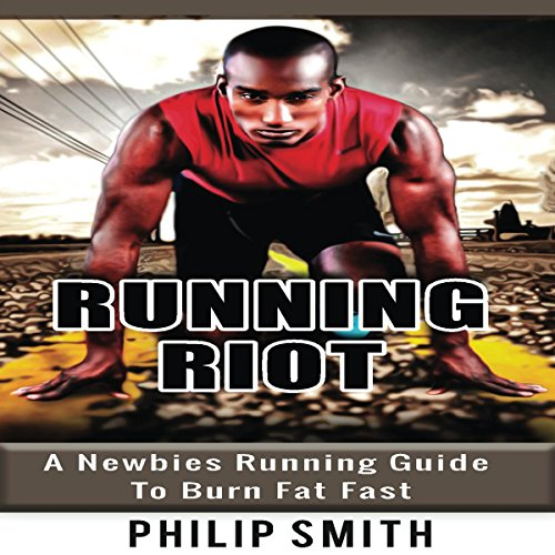 Running Riot audiobook cover art