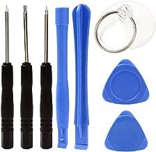 8 in 1 Mobile Phone Repair Tools Set Crowbars Suction Cup Screwdriver Opening Pry Set Universal Screws