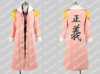 ONE PIECE ワンピース たしぎ大佐風衣装 コスプレ衣装 男女XS-XXXL 【cos_nicolas製】