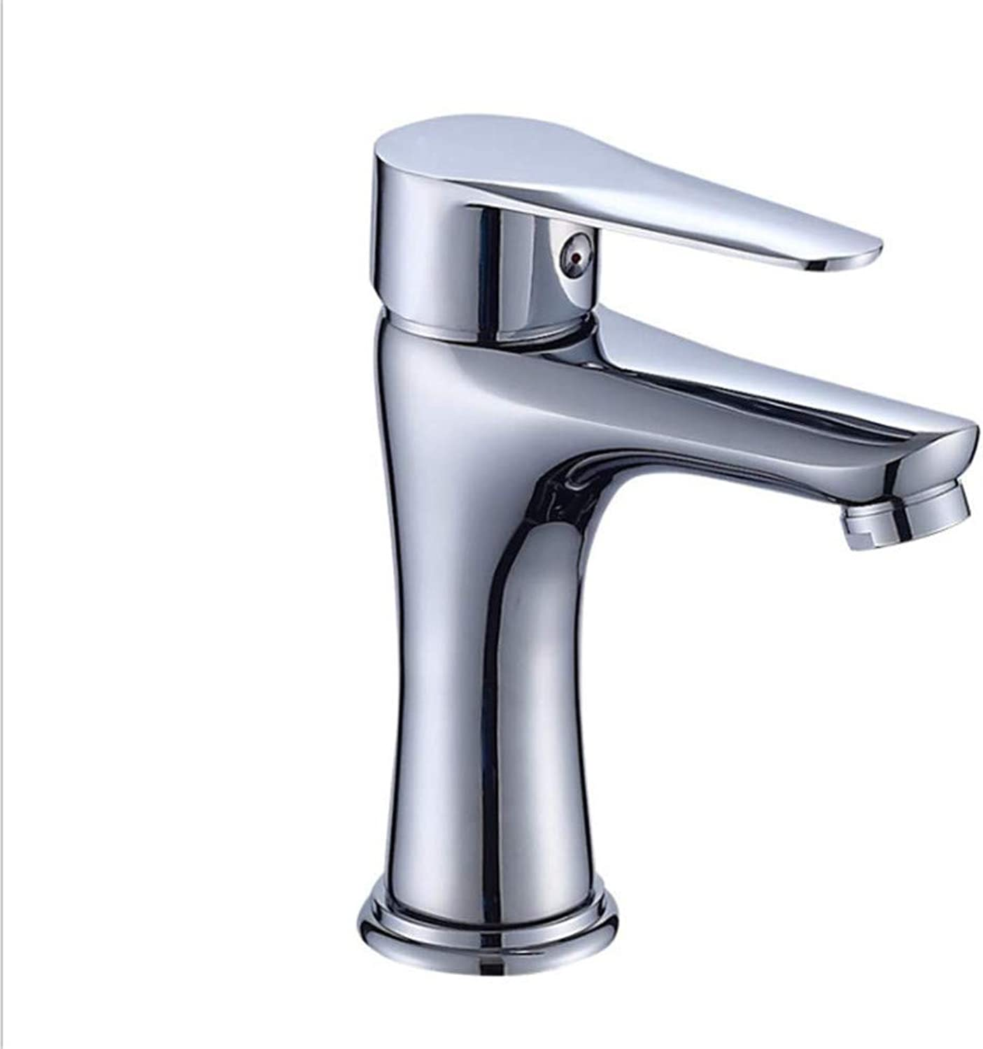 Water Tapdrinking Designer Archbathroom Cold and Hot Basin Faucet Single-Hole Washbasin Faucet Bathroom