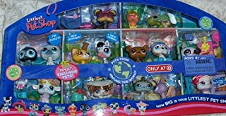 Hasbro Littlest Pet Shop Pets Around The World