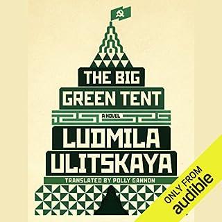 The Big Green Tent audiobook cover art