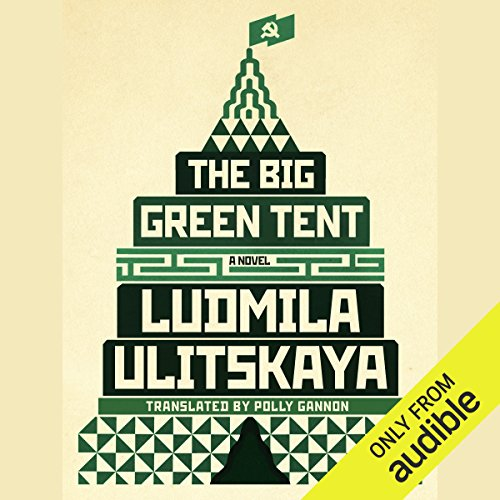 The Big Green Tent audiobook cover art