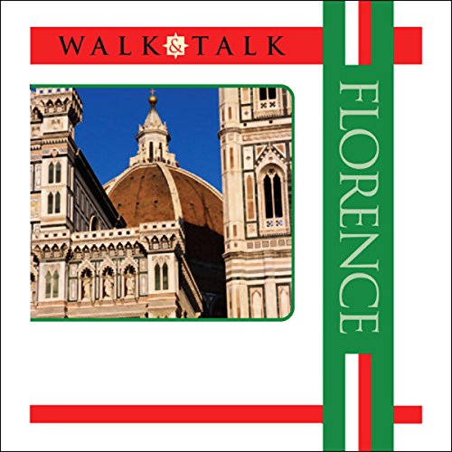 Walk and Talk Florence audiobook cover art