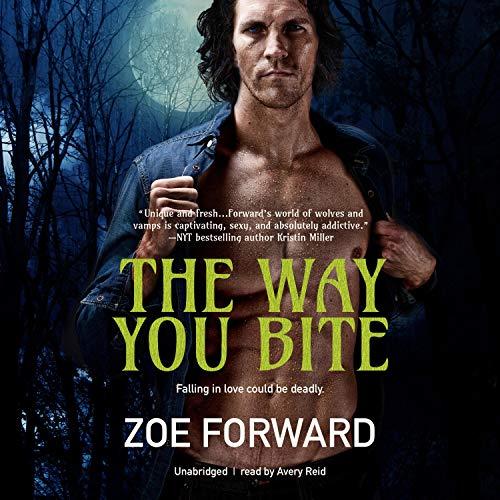 Couverture de The Way You Bite