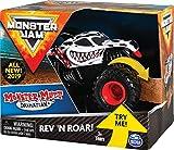 Monster Jam Rev & Roar Trucks 1:43 Mutt Dalmatian vehculo de Juguete - Vehculos de Juguete (Multicolor, Camin, Interior / Exterior, 3 ao(s), Nio, 1:43)