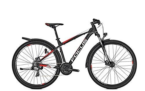 Focus Herren Fahrrad 27 Zoll Crossbike Whistler Core Equipped (2018) - 24-Gang-Kettenschaltung, Diamant-Rahmen