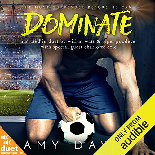 Dominate cover art
