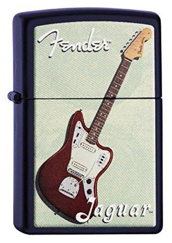 Zippo 60001649 Sturmfeuerzeug Vintage Fender Jaguar
