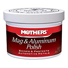 Apply with a clean cloth and a little elbow grease for a shine Gentle enough to use on a regular basis Regular use provides a long lasting benefit to your vehicle Easy to apply
