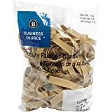 Business Source Quality Rubber Bands,Size 84, 1lbs - 3 Pack
