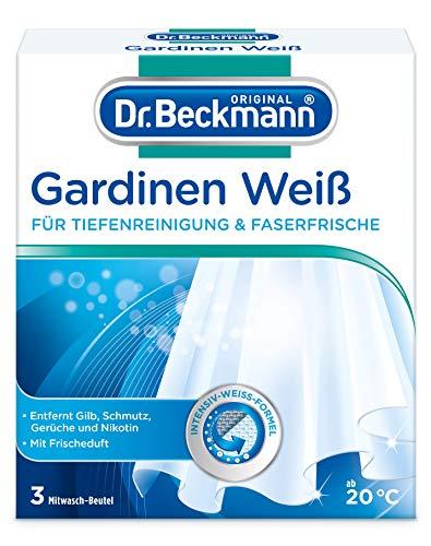 Dr. Beckmann Gardinen Weiß, 1er Pack (1 x 120 g)