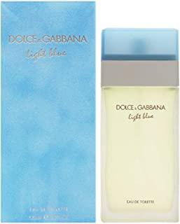 Dolce & Gabbana Light Blue for Women Eau de Toilette 3.3 Fl Oz