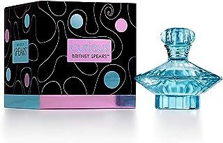 Britney Spears Curious for Women, 3.3 oz EDP Spray, white